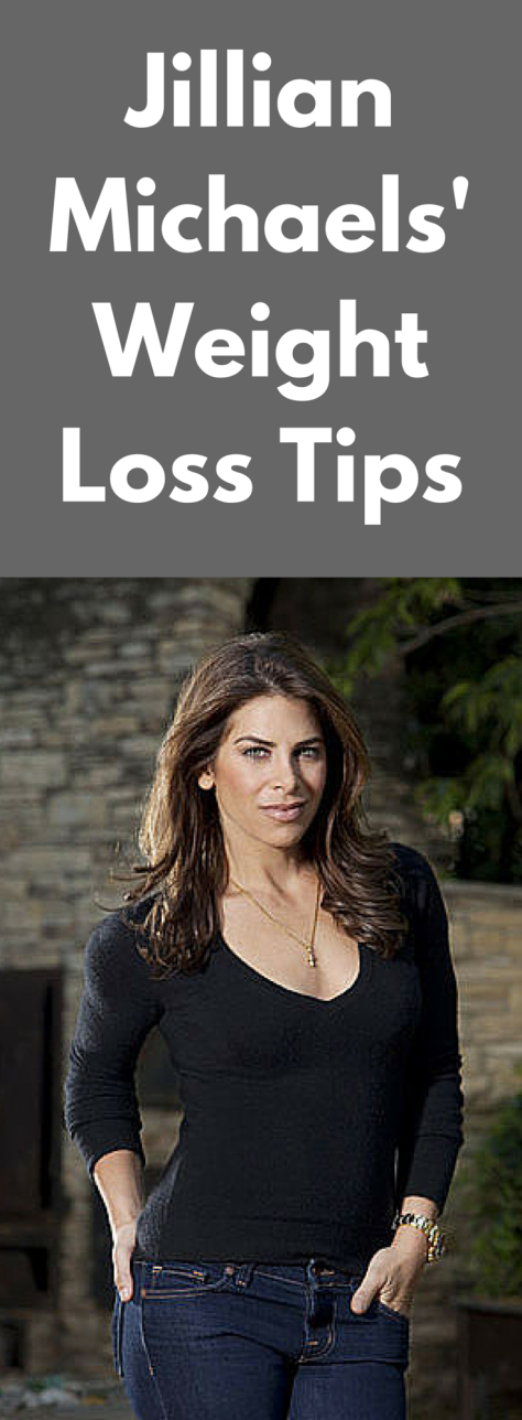 Jillian Michaels' Weight Loss Tips