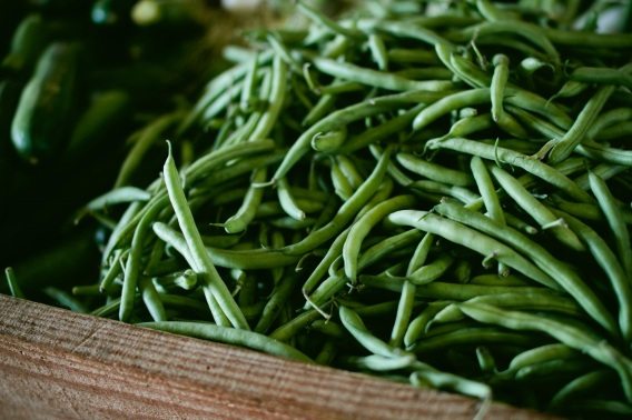 food-vegetables-beans-green